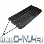 Сани-волокуши для буксировщика с демпферным устройством 1450х700х260мм